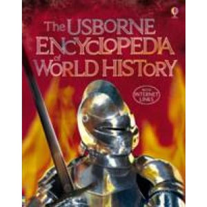 Encyclopedia of World History - Usborne Books 9781409562511
