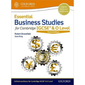 Essential Business Studies for Cambridge IGCSE (R) & O Level - Oxford University Press 9780198424864