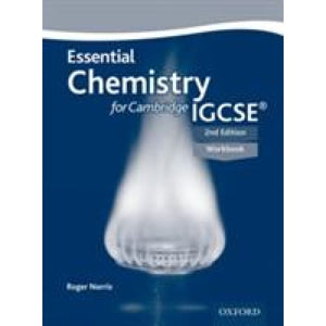 Essential Chemistry for Cambridge IGCSE (R) Workbook - Oxford University Press 9780198374688