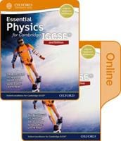 Essential Physics for Cambridge IGCSE (R) Print and Online Student Book Pack - Oxford University Press 9780198417705
