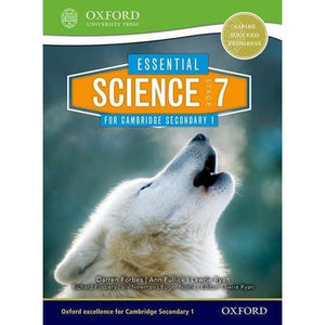 Essential Science for Cambridge Lower Secondary Stage 7 Student Book - Oxford University Press 9780198399803