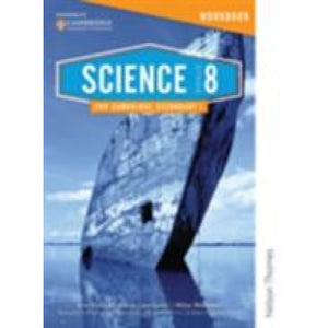 Essential Science for Cambridge Lower Secondary- Stage 8 Workbook - Oxford University Press 9781408520680