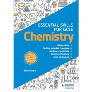 Essential Skills for GCSE Chemistry - Hodder Education 9781510460010