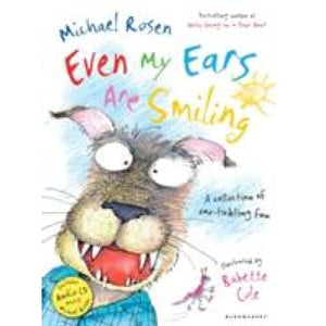 Even My Ears Are Smiling - Bloomsbury Publishing 9781408802984