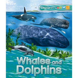 Explorers: Whales and Dolphins - Pan Macmillan 9780753441169