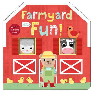 Farmyard Fun!: Little Friends - Priddy Books 9781783411634