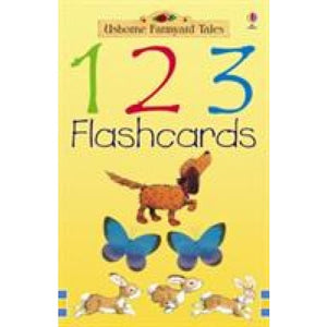 Farmyard Tales 123 Flashcards - Usborne Books 9780746054413
