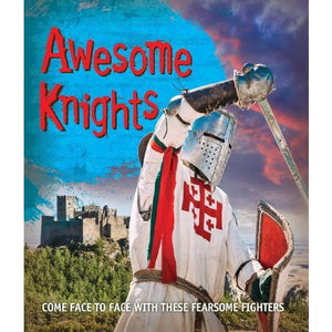 Fast Facts! Awesome Knights - Pan Macmillan 9780753439654