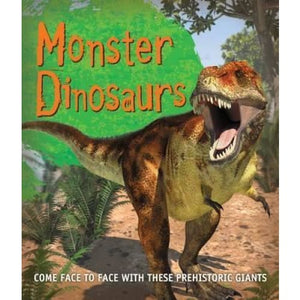 Fast Facts! Monster Dinosaurs - Pan Macmillan 9780753439630
