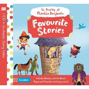 Favourite Stories Audio - Pan Macmillan 9781509865796