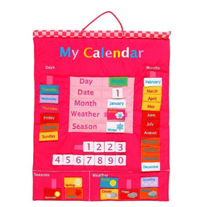Fiesta Crafts My Calendar Pink - 5034309106106