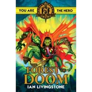 Fighting Fantasy: Forest of Doom - Scholastic