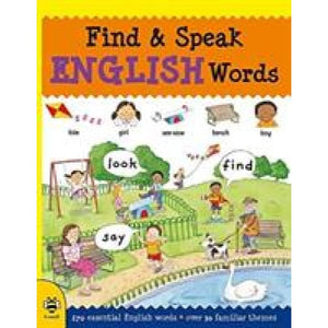 Find & Speak English Words: Look Say - b small publishing 9781911509400
