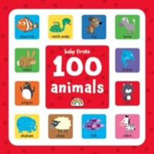 First 100 Animals - Really Decent Books 9781909090545
