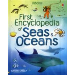 First Encyclopedia of Seas and Oceans - Usborne Books 9781409525073