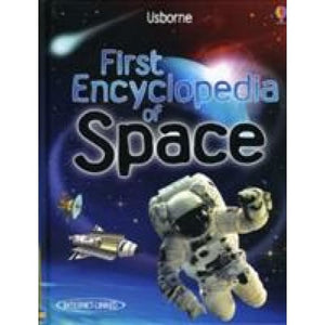 First Encyclopedia of Space - Usborne Books 9781409514312