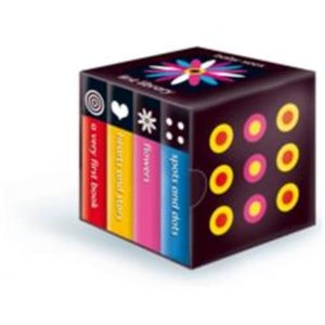 First Library Gift Cube - Award Publications 9781907604935
