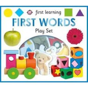 First Words: Learning Play Sets - Priddy Books 9781783415328