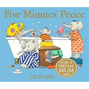 Five Minutes' Peace - Walker Books 9781406386738