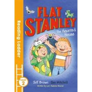 Flat Stanley and the Haunted House - Egmont 9781405282291