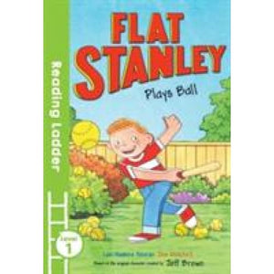 Flat Stanley Plays Ball - Egmont