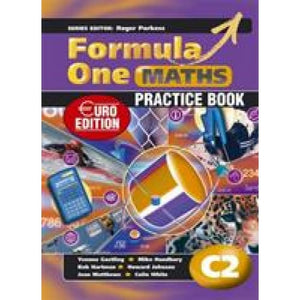 Formula One Maths Euro Edition Practice Book C2 - Hodder Education 9780340971468