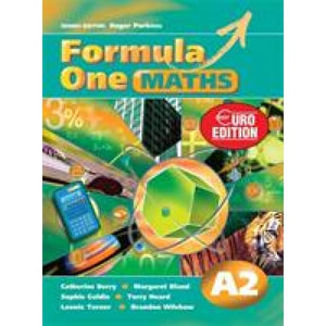 Formula One Maths Euro Edition Pupil's Book A2 - Hodder Education 9780340928691