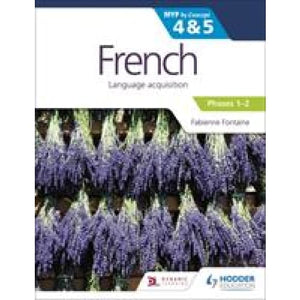 French for the IB MYP 4&5 (Phases 1-2): by Concept - Hodder Education 9781510425811