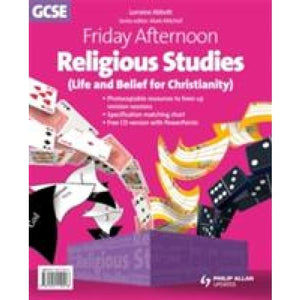Friday Afternoon Religious Studies GCSE Resource Pack + CD - Hodder Education 9781444110418