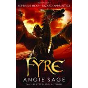 Fyre: Septimus Heap book 7 - Bloomsbury Publishing 9781408806258