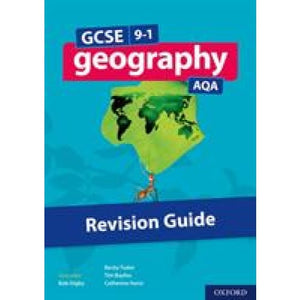 GCSE 9-1 Geography AQA Revision Guide - Oxford University Press 9780198423461