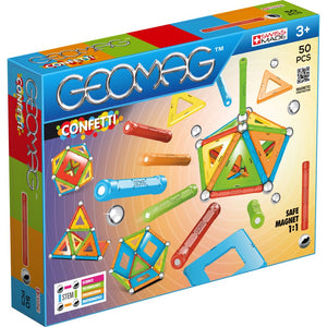 Geomag Confetti 32 pieces (3947975639082)