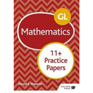 GL 11+ Mathematics Practice Papers - Hodder Education 9781510449756