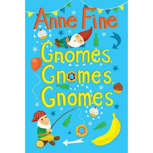 Gnomes Gnomes! - Barrington Stoke 9781781122044