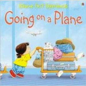Going On A Plane - Usborne Books 9780746066669