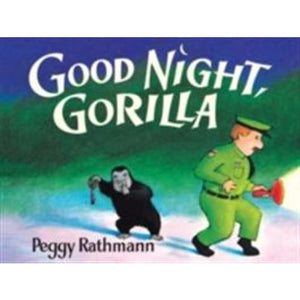 Good Night Gorilla - Egmont 9781405263764