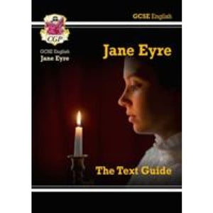 Grade 9-1 GCSE English Text Guide - Jane Eyre - CGP Books 9781782943105