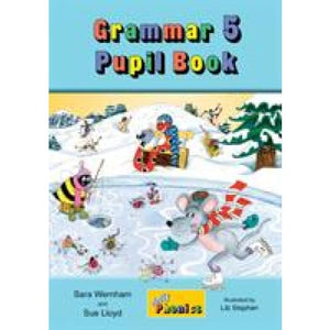 Grammar 5 Pupil Book: In Print Letters (British English edition) - Jolly Learning 9781844144839