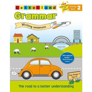Grammar Activity Book 2 - Letterland International 9781782482765