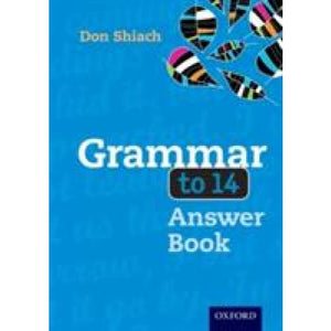 Grammar to 14 Answer Book - Oxford University Press 9780198321125
