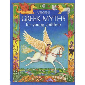 Greek Myths for Young Children - Usborne Books 9780746037256