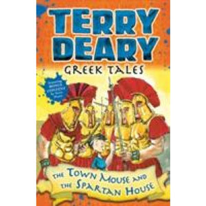 Greek Tales: The Town Mouse and the Spartan House - Bloomsbury Publishing 9781472942036