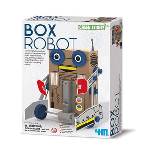 Green Science - Box Robot - 4M Great Gizmos 4893156033895