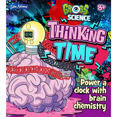 Image of Gross Science Thinking Time - John Adams 5020674 10621 6