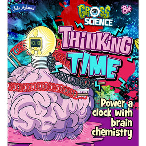 Gross Science Thinking Time - John Adams 5020674 10621 6