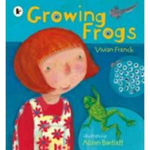 Growing Frogs - Walker Books 9781406364651