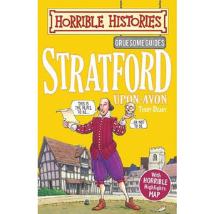 Gruesome Guides: Stratford-upon-Avon - Scholastic 9781407110783