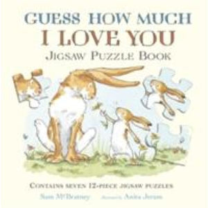 Guess How Much I Love You - Walker Books 9781406372984