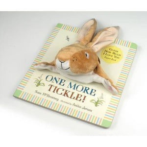Guess How Much I Love You: One More Tickle! - Walker Books 9781406361285
