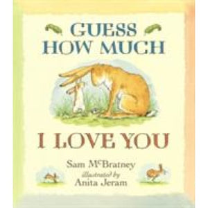 Guess How Much I Love You - Walker Books 9781406300406